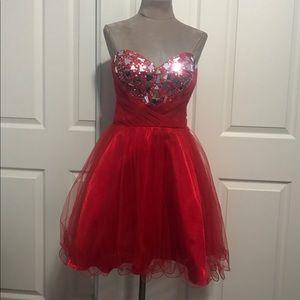 Deb, Party Dress